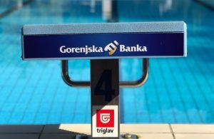 Vabilo OBČNI ZBOR Plavalnega kluba Gorenjska banka Radovljica